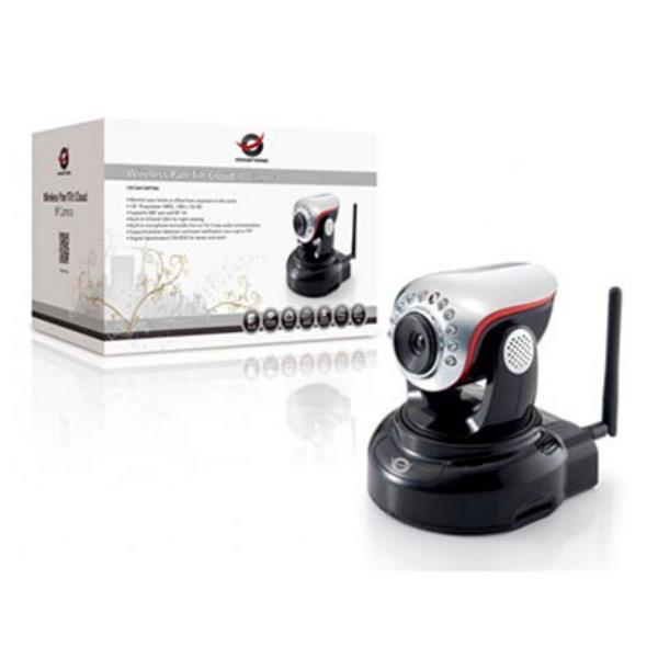 Conceptronic 720P rotación/inclinación LED WIFI – Cámara IP