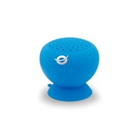 Conceptronic Bluetooth impermeable azul - Altavoz