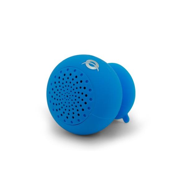 Conceptronic Bluetooth impermeable azul - Altavoz