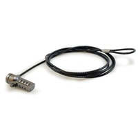 Conceptronic CNBCOMLOCK18 combinación – Cable de seguridad