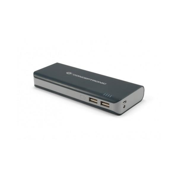 Conceptronic powerbank 12500 mAh – Powerbank