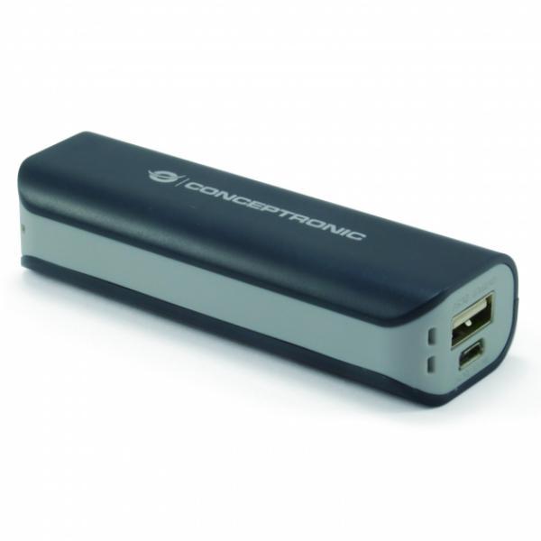 Conceptronic Powerbank 2200mAh – Powerbank