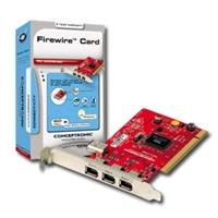 Conceptronic Ci1394B Tarjeta PCI 3FW – Adaptador PCI
