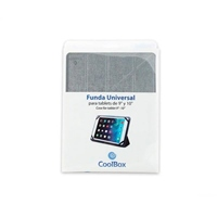 "CoolBox Funda libro tablet 9"" y 10"" - Funda"