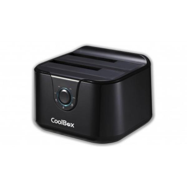 Coolbox dock HDD 3.5 -2.5 USB3.0 – Dock