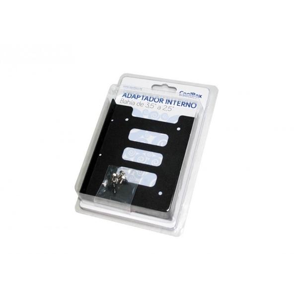 Coolbox bahía 3.5 A 2.5 - Adaptador