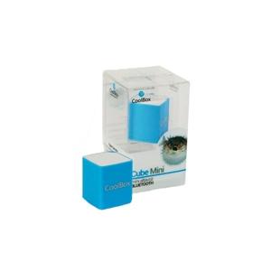 Coolbox Cube mini azul Bluetooth – Altavoz