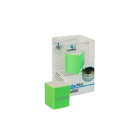 Coolbox Cube mini verde Bluetooth – Altavoz