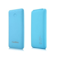Coolbox powerbank 6000MAH azul – Powerbank