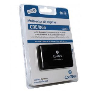 Coolbox CRE-065 Lector Externo + DNI – Multilector externo