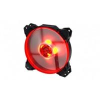 Coolbox Deepgaming Deepwind 12X12 LED rojo – Ventilador