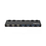 Coolbox HUB USB 7 PUERTOS (4 USB3.0) - Hub