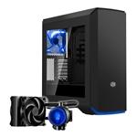 Cooler Master Mastercase 6 PRO Azul + ML140 Pro