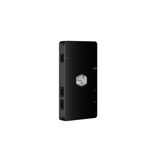 Cooler Master MasterFan Pro 120 RGB AB 3ud + controller