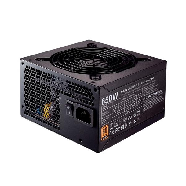 Cooler Master MWE 650W 80+ Bronze - Fuente