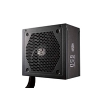 Cooler Master master watt 650W 80+ Bronze – F.A.