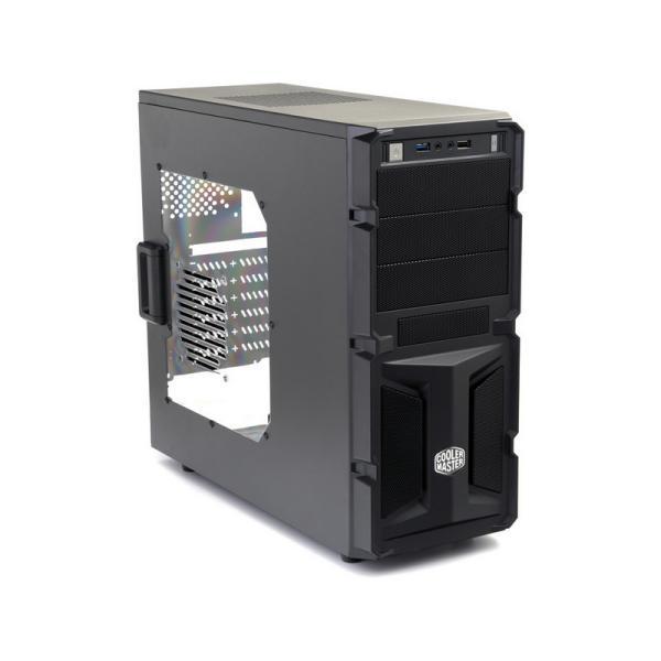 Cooler Master K350 – Caja