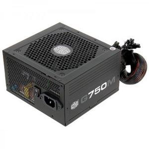 Cooler Master G750M 80+ Bronze modular 750W – Fuente