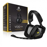 Corsair Gaming VOID Dolby 7.1 Wireless negro – Auriculares