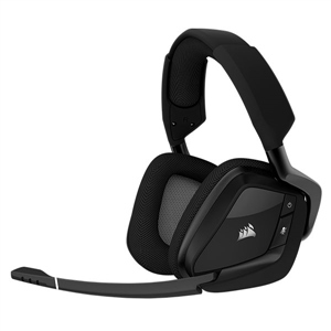 Corsair VOID PRO Premium RGB 7.1 wireless black – Auricular