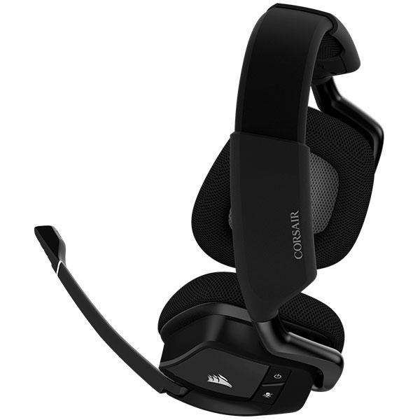 Corsair VOID PRO Premium RGB 7.1 wireless black – Auricular