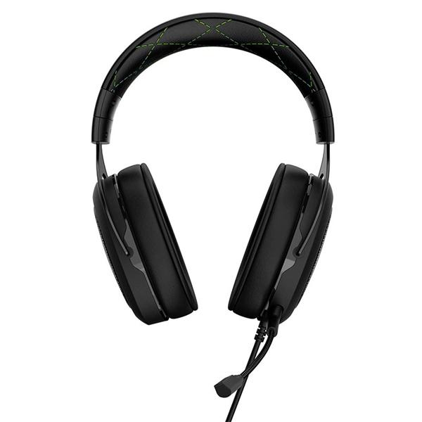 Corsair HS50 Green USB – Auriculares