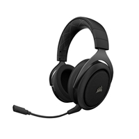 Corsair HS70 Carbon USB 7.1 wireless - Auriculares