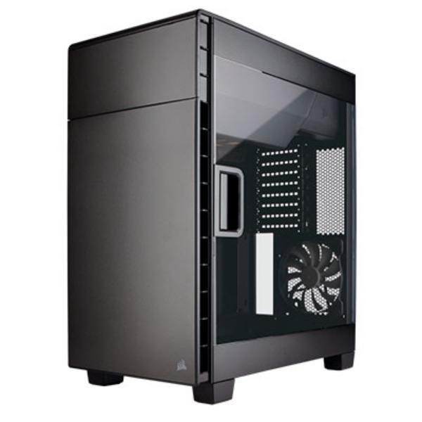 Corsair Carbide Clear 600C Negra con Ventana – Caja
