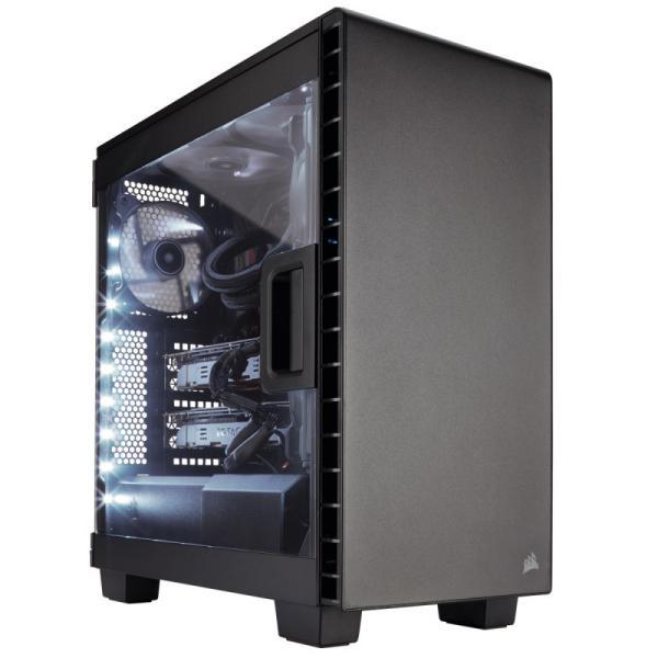 Corsair Carbide Clear 400C Compact – Caja
