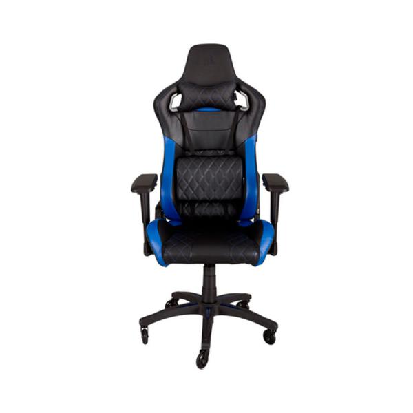 Corsair gaming T1 race negra / azul – Silla