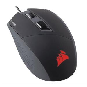 Corsair Gaming Katar negro – Ratón