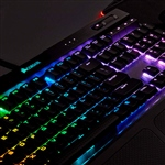 Corsair K70 MK2 rapidfire RGB MX speed low profile - Teclado
