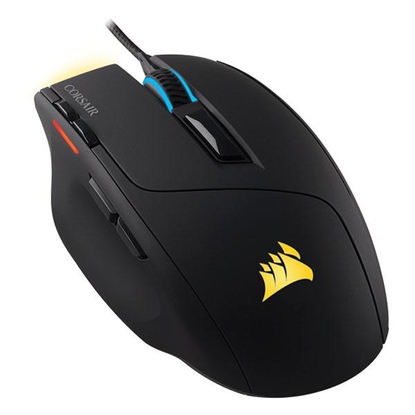 Corsair Gaming Sabre negro – Ratón