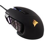 Corsair Gaming Scimitar PRO RGB negro – Ratón
