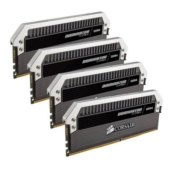 Corsair Dominator Platinum DDR4 2400MHz 32GB (4×8) – RAM