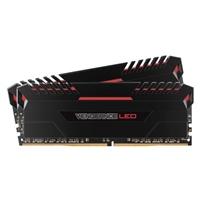 Corsair Vengeance Led DDR4 3000MHz 2x8GB Rojo – Memoria RAM