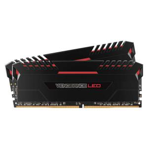 Corsair Vengeance Led DDR4 3000MHz 2x8GB Rojo – Memoria RAM