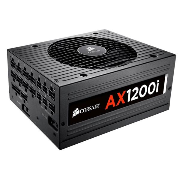 Corsair AX1200i 80+ Platinum full modular 1200W – Fuente