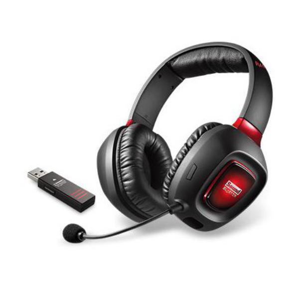 Creative Sound Blaster Tactic3D Rage Wireless – Auricular