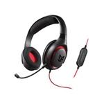 Creative SB Inferno, Negro Compatible PS4 – Auriculares