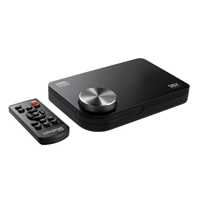 Creative SB X-Fi Surround 5.1 Pro USB – Tarjeta de Sonido