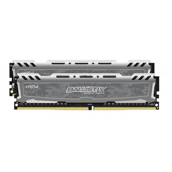 Crucial Ballistix Sport LT DDR4 2400MHz 32GB(2×16)C16. – RAM