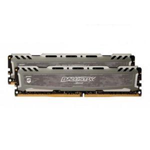 Crucial Ballistix Sport LT DDR4 2666MHz 32GB(2×16)CL16 – RAM