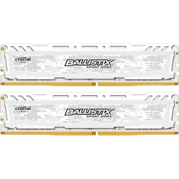 Crucial Ballistix Sport LT DDR4 2400MHz 16GB(2×8) C16 – RAM