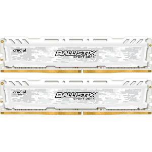 Crucial Ballistix Sport LT DDR4 2666MHz 16GB(2×8) C16o – RAM