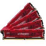 Crucial Ballistix Sport LT DDR4 2666MHz 32GB(4×8) CL16 – RAM