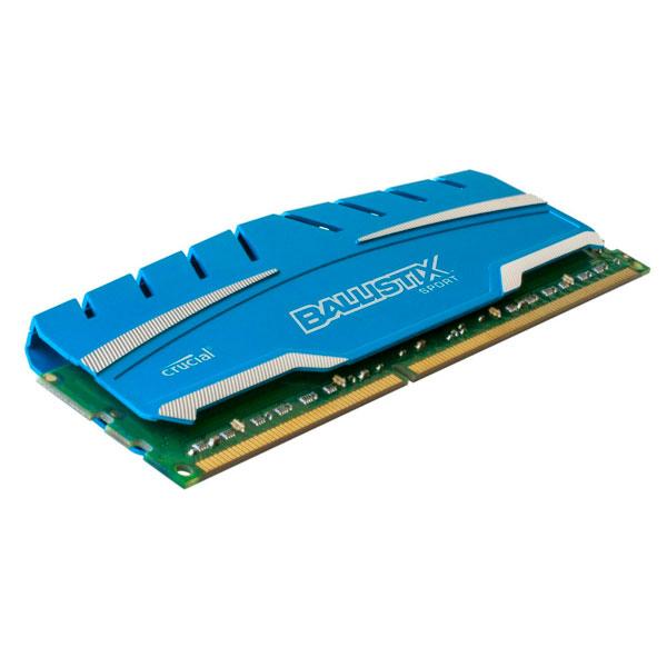 Crucial Ballistix DDR3 1866Mhz 4GB DIMM – Memoria RAM