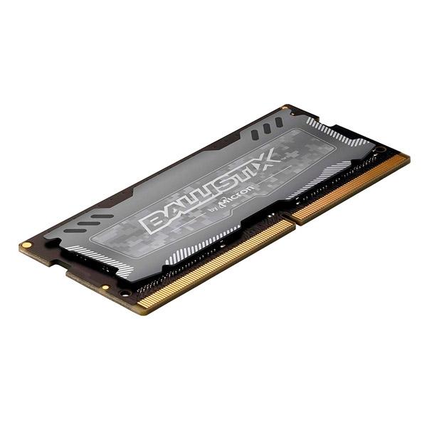 Crucial Ballistix Sport LT DDR4 2400MHz K 8GB SO DIMM - RAM