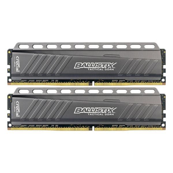 Crucial Ballistix Tactical DDR4 3000MHz 16GB(2×8) CL16 – RAM