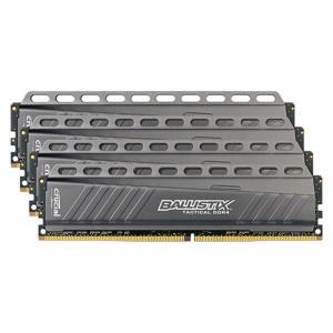 Crucial Ballistix Tactical DDR4 2666MHz 32GB(4×8) CL16 – RAM